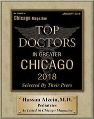 Chicago Magazine Top Doctor 2018
